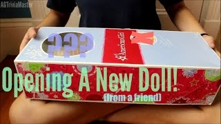 Opening A New Doll...Again!
