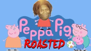 peppa pig: exposed (roasted)