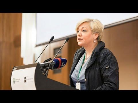 Welcome address – Valeria Gontareva