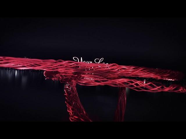 3Dintro.net 427 digital wire ribbon logo reveals - 3Dintro.net - Intro Video