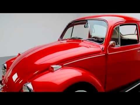 Volkswagen Beetle Classic Sony Vegas 12 Template
