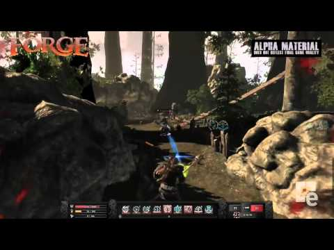 Forge Alpha Gameplay Trailer