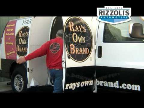 Rizzoli's Automotive-Ray's Own Brand