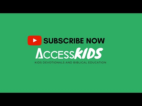 Access Kids - Storytime - You Are Mine