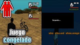 Nuevo bug destructivo en modo 2 jugadores - GTA San Andreas PS2/PS3