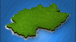 Tutorial - How to create 3D Map in Photoshop : 3D Map Generator Pro