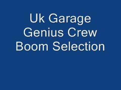 Uk Garage Genius Crew Boom Selection
