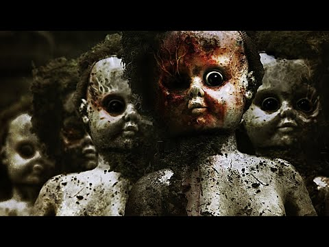 5 Haunted Dolls Caught On Tape