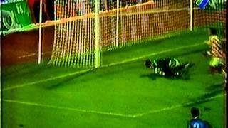 Хорватия - Украина. 2:0. Плей-офф ЧМ-1998 (обзор матча).