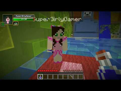 Minecraft: KITCHEN DIMENSIONAL HUNGER GAMES - Lucky Block Mod - Modded Mini-Game