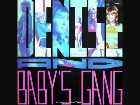 Denise & Baby´s Gang - Disco Maniac (1988)