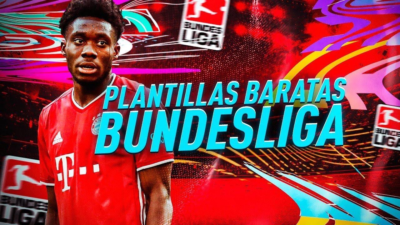 FIFA 21 Plantilla Bundesliga Barata Chetada Para Empezar En FIFA 21 Ultimate Team Y Fut Champions