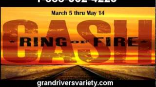 Ring of Fire: The Johnny Cash Musical in Grand Rivers, KY