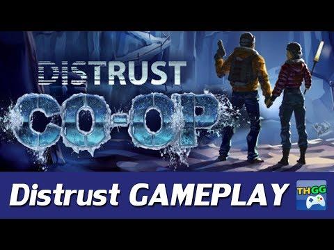 Distrust - First Co-op Gameplay
