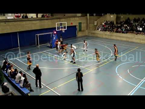Capetown Basketball - UCT vs Stellenbosch (Men)