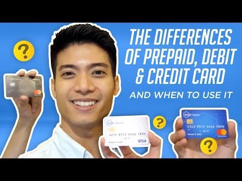 Differences Of Prepaid, Debit & Credit Cards with Mikael Daez | RCBC Talks