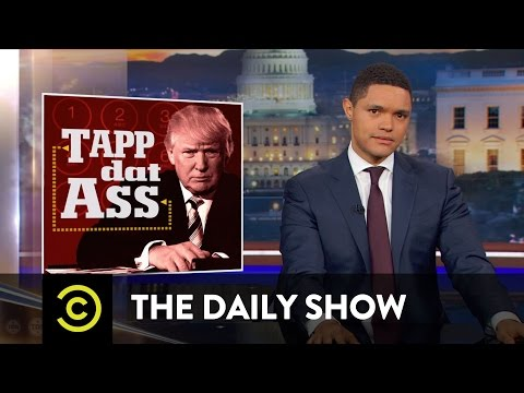 Thumbnail: Trump's Unfounded Accusations of Wiretapping: The Daily Show