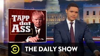 Trump's Unfounded Accusations of Wiretapping: The Daily Show