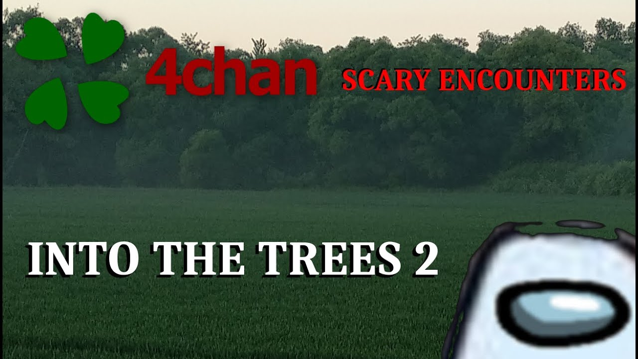4Chan Scary Encounters - Into the Trees 2