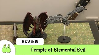 Temple of Elemental Evil   Dungeons and Dragons Board Game Review