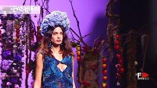 FRANCIS MONTESINOS Madrid Mercedes Benz Fall Winter 2017 18   Fashion Channel