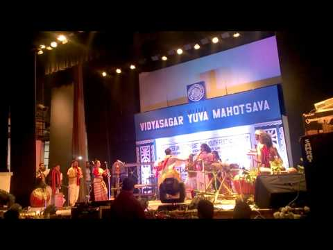 Folk Orchestra by Guwahati University at zone Unifest 2016-17
