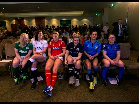 2016 Women's Six Nations launch