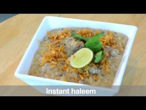 Ramadan Special | Instant Haleem