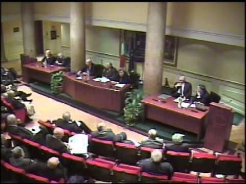Convegno costi democrazia - Prof. Silvio Traversa