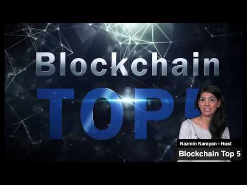 Blockchain Top 5 Crypto Events of Fall & Winter 2017