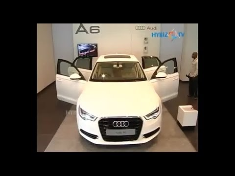 Audi Car Models In Hyderabad YouTube - Audi various models