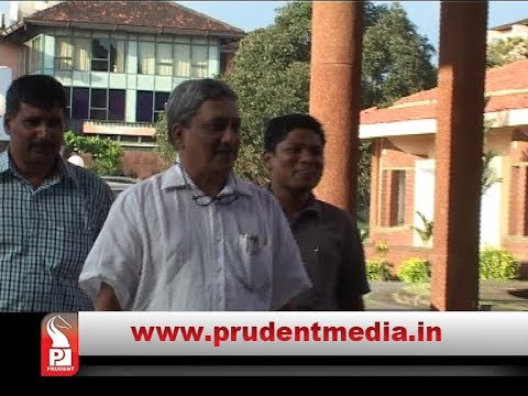 VISITATIONS TO PARRIKAR STOPPED; STRONG TREATMENT ON