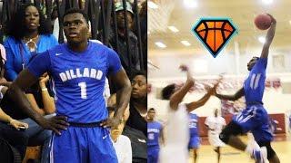 Jordan Wright Goes For 30 Points & 9 Rebounds!! | Dillard vs Pines Charter Highlights