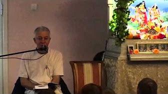 Шримад Бхагаватам 2.1.10 - Чайтанья Чандра Чаран прабху