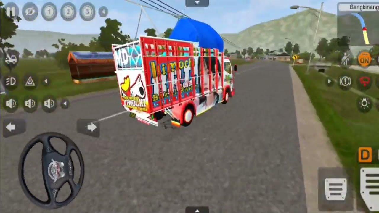 910+ Mod Bussid Mobil Oleng HD Terbaru