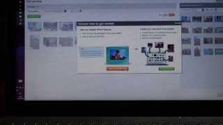 Создание фотокниги Online Shop photobox.co.uk
