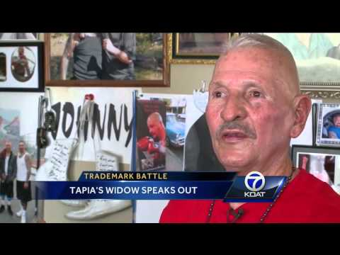 Tapia's widow 'afraid for her life'