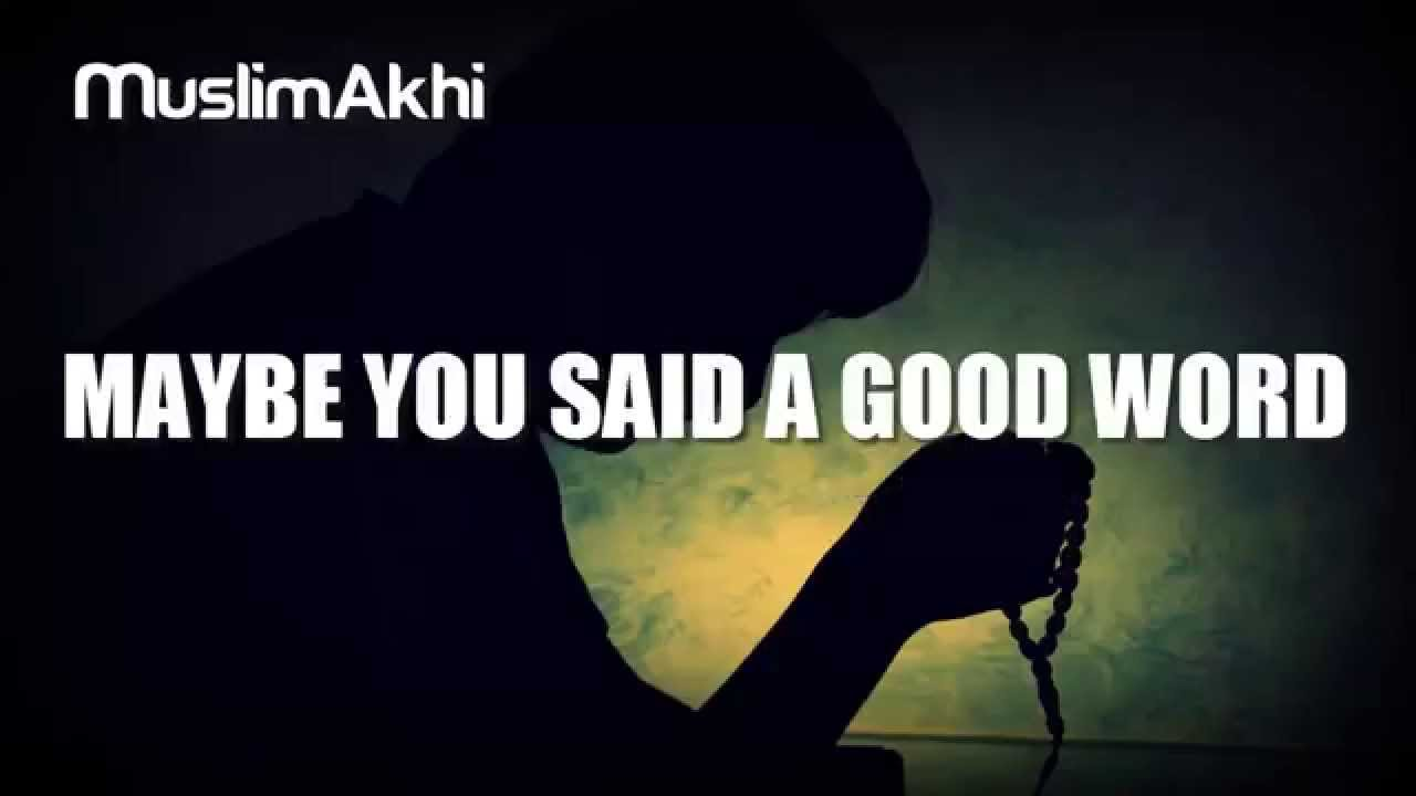 Develop a Secret Deed - Mufti Menk