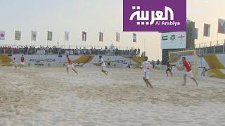 انطلاق بطولة نيوم لكرة القدم الشاطئية بالسعودية