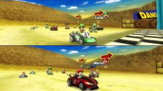 Mario Kart Wii Multiplayer (1080p60) | This Game Ruins Friendships!