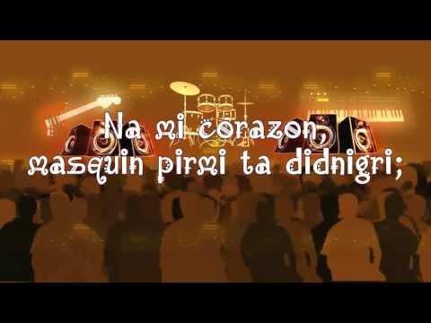 Palabra  Lyrics Video (New Chavacano song)