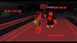 WIG WAS SNATCHED (Survivor Round ) | Flee the Facility ROBLOX