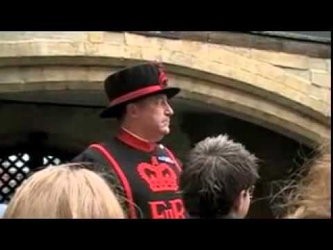 YouTube   Yeoman Warden At Tower Of London, Part II Of Four