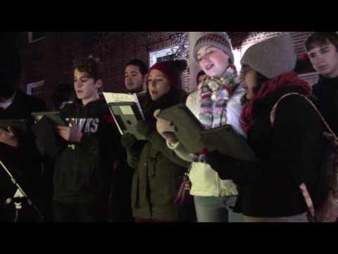 Haddon Township High School Madrigals @ Tree Lighting Ceremony