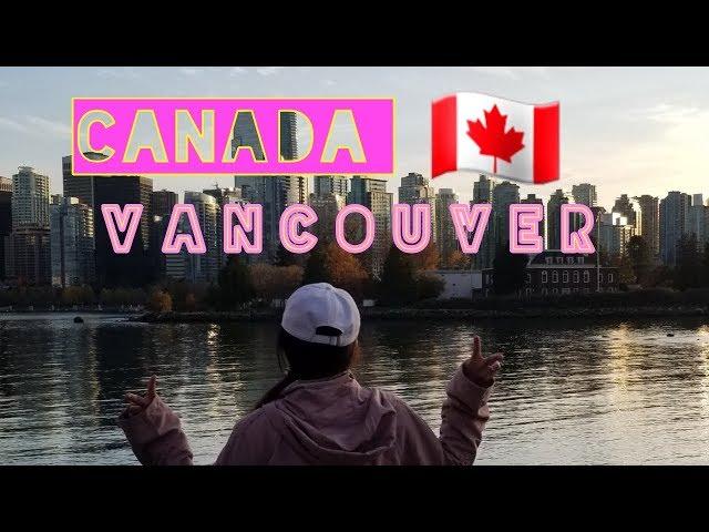 CANADA Winnipeg to Vancouver Flight