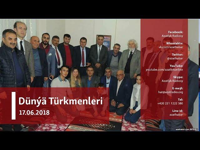 Dünýä Türkmenleri: Eginde?leri Ömruzagy? ba?lan jemgyýetçilik i?ini? togtamajakdygyny aýdýarlar