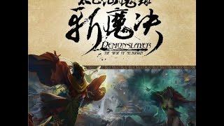 Demonslayer: Siege of Mt. Kunlun review - Board Game Brawl