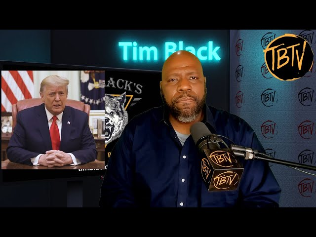 I'm Tired Of Covering Trump   Tim Black