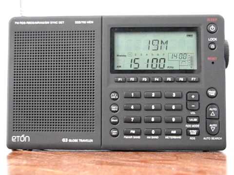 SW: Radio Pakistan 15100 KHz Islamabad, Pakistan 2010-09-20