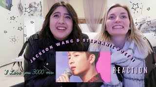 Download lagu Jackson Wang Stephanie Poetri I LOVE YOU 3000 II MV REACTION